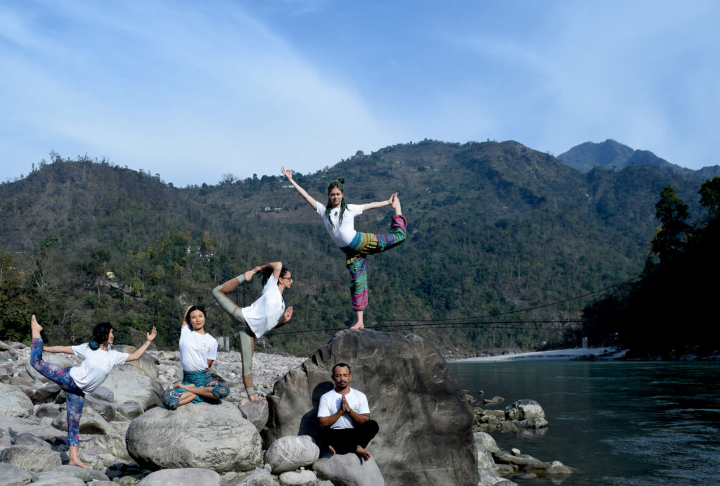 Teacher Training Certification in Rishikesh