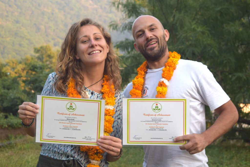 200 Hour Yoga TTC Certification